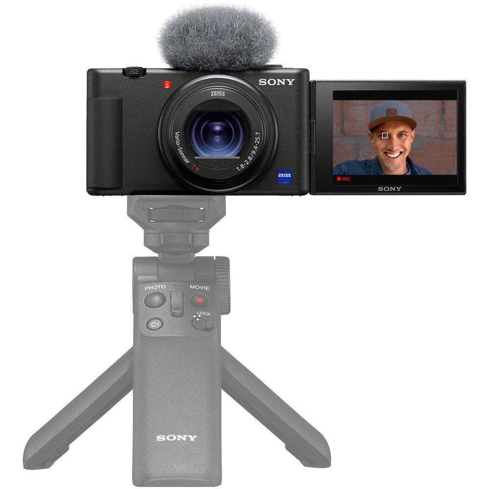 Sony Digital Camera ZV-1  輕影音手持握把組合 索尼公司貨 DSC-ZV1