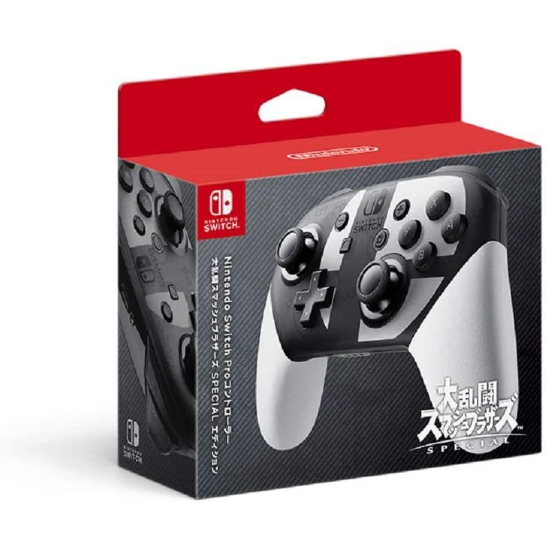 Nintendo Switch Pro 控制器 手把 明星大亂鬥特別版控制器 NS PRO【台灣公司貨】