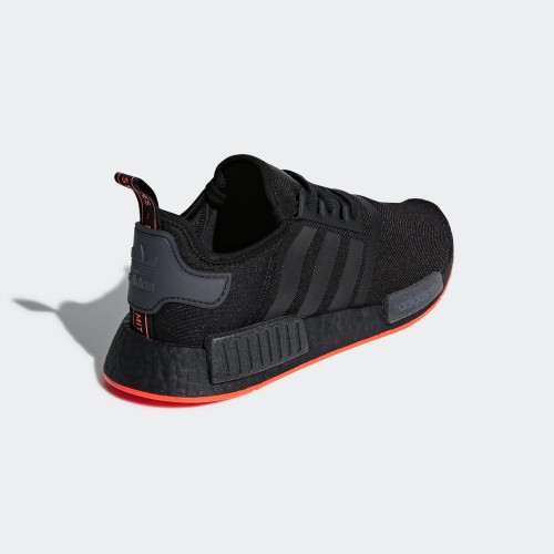 new product 1c0ce 5e081 Adidas NMD R1 Xeno 3M Black Red 黑紅 反光 F97419