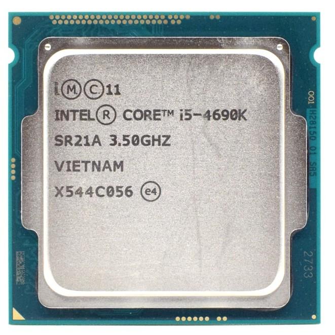 Intel Core i5 4690K 3.5GHz 6MB Socket LGA 1150