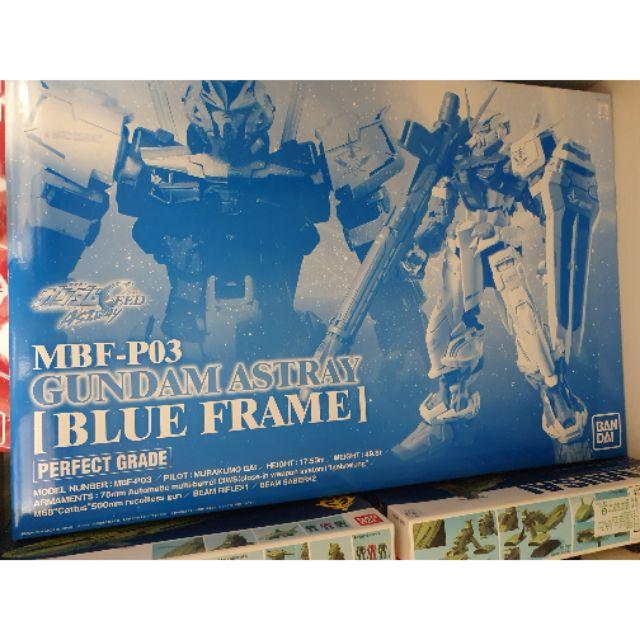 PG 1/60 藍異端鋼彈 魂商店 限定 P BANDAI 全新未拆現貨