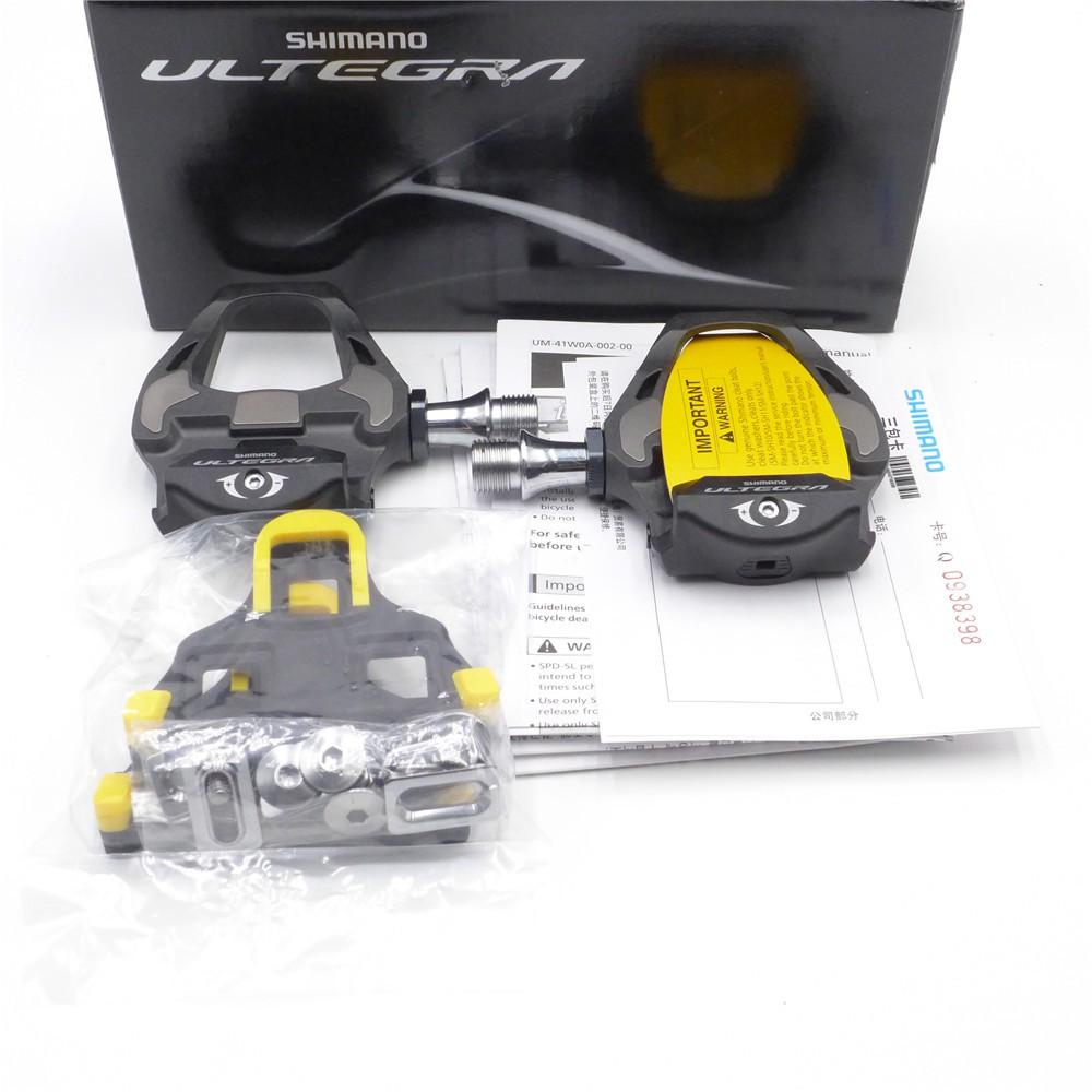 Shimano Ultegra R8000 公路自行車碳 Spd Sl 踏板 Pd-R8000
