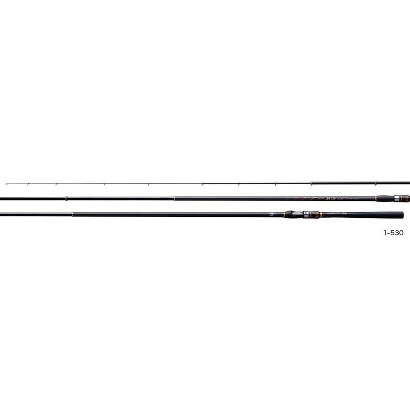 《嘉嘉釣具》SHIMANO 鱗海19 RINKAI AX 磯釣竿 黑鯛竿