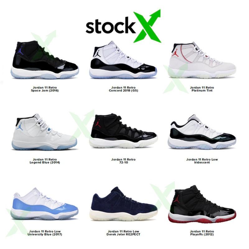 separation shoes 85b10 fbee1 StockX • 🔸 AIR JORDAN 11 Concord AJ11 康扣 大魔王 黑紅 高筒 高幫 男鞋 女鞋