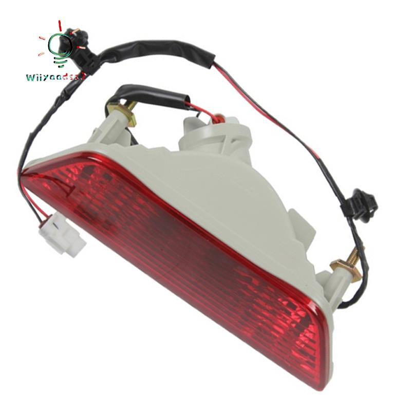 適用於鈴木SX4 S-Cross Swift Sport 2013-2018的汽車LED後保險槓燈尾燈後霧燈剎車反光燈