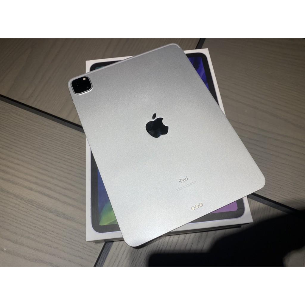 【二手】Apple iPad Pro第二代 11'' 256G 13.3'' 銀色 9.9成新 保固至2021.9.21