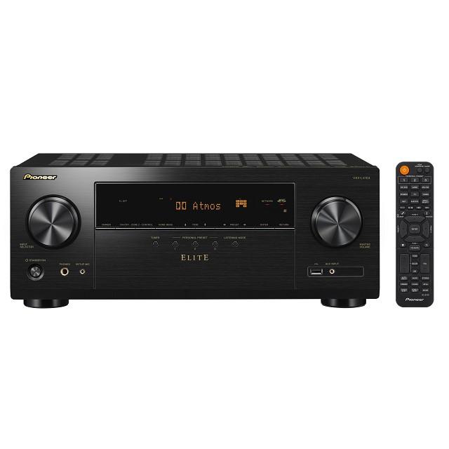 Pioneer VSX-LX104-B 7.2聲道 AV環繞擴大機 台灣總代理授權經銷商