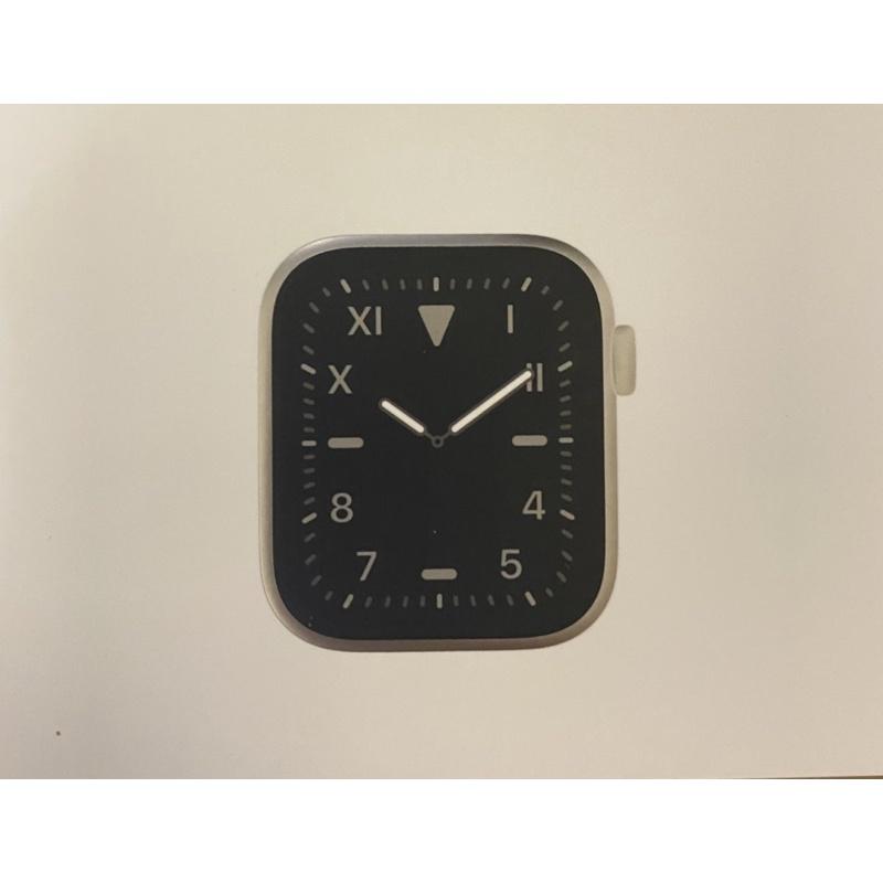 Apple  watch S5 44mm 鈦金屬