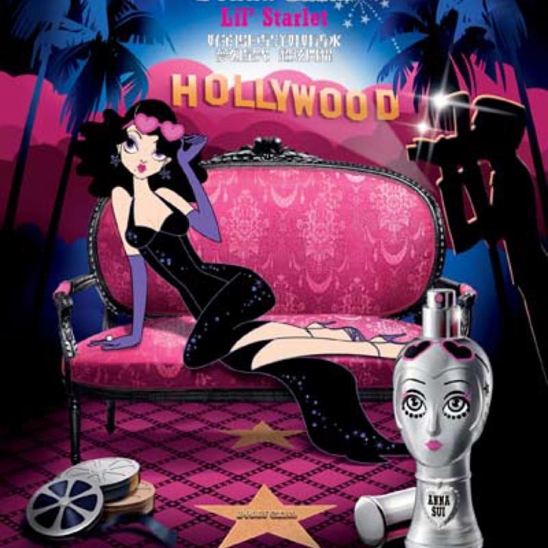 Anna Sui 安娜蘇好萊塢巨星洋娃娃女性香水 30ml