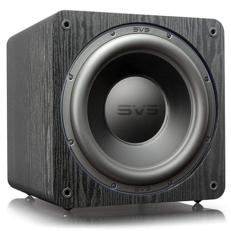 《 南港-傑威爾音響 》 重低音之王-美國 SVS SB-3000 13吋密閉式超低音喇叭 / 800瓦