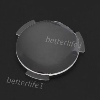 用於Google Cardboard 3D VR眼鏡的25 * 45MM VR虛擬現實鏡頭非球面雙凸PMMA鏡頭更換