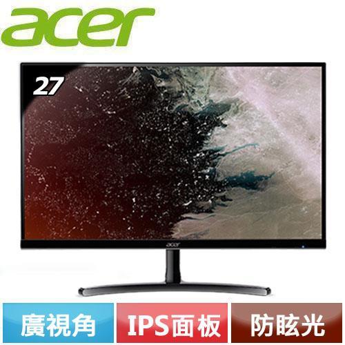 家電大批發 Acer 宏碁 27吋 IPS廣視角 電腦 螢幕 顯示器 ED272
