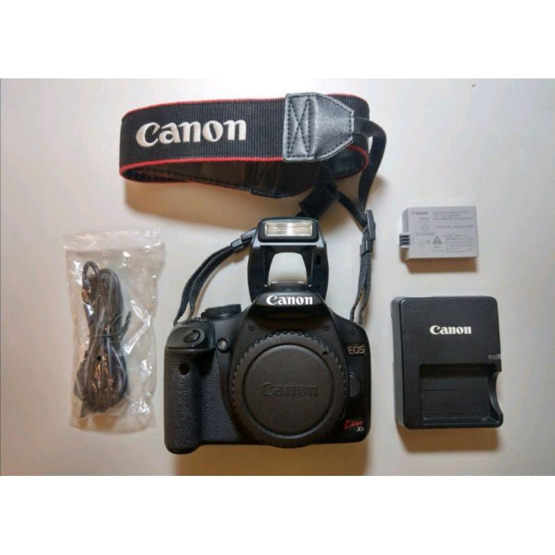 (二手良品)Canon EOS Kiss X3(500D)單機身