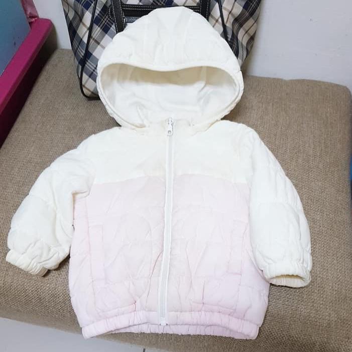 【Uniqlo】免運●羽絨外套●兒童羽絨外套●女嬰外套