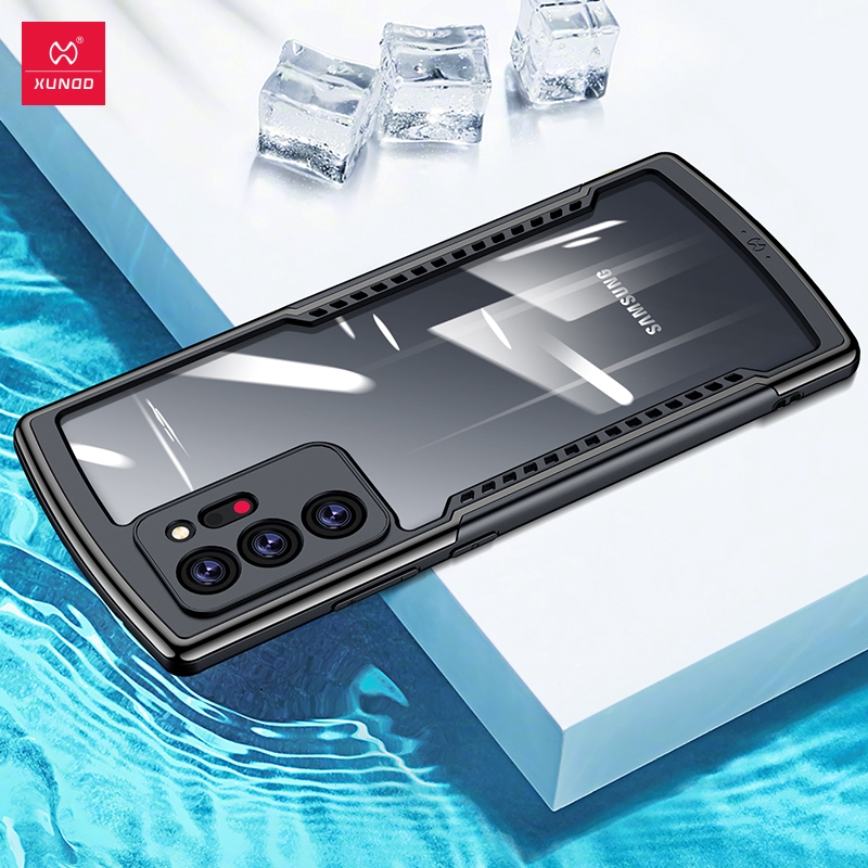 適用於 Samsung Galaxy Note 20 Ultra / Note 20 Case Xundd 豪華安全氣囊