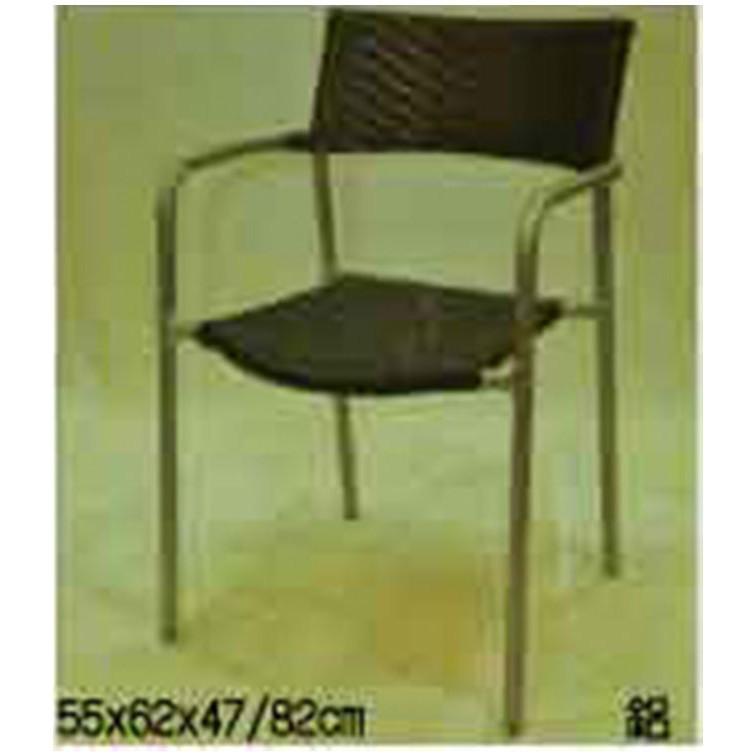 【DC642-18】 排骨籐椅 #U-1002-A