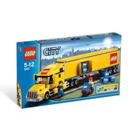 [快樂高手附發票] 公司貨 樂高 LEGO 3221 樂高卡車 (絕版)