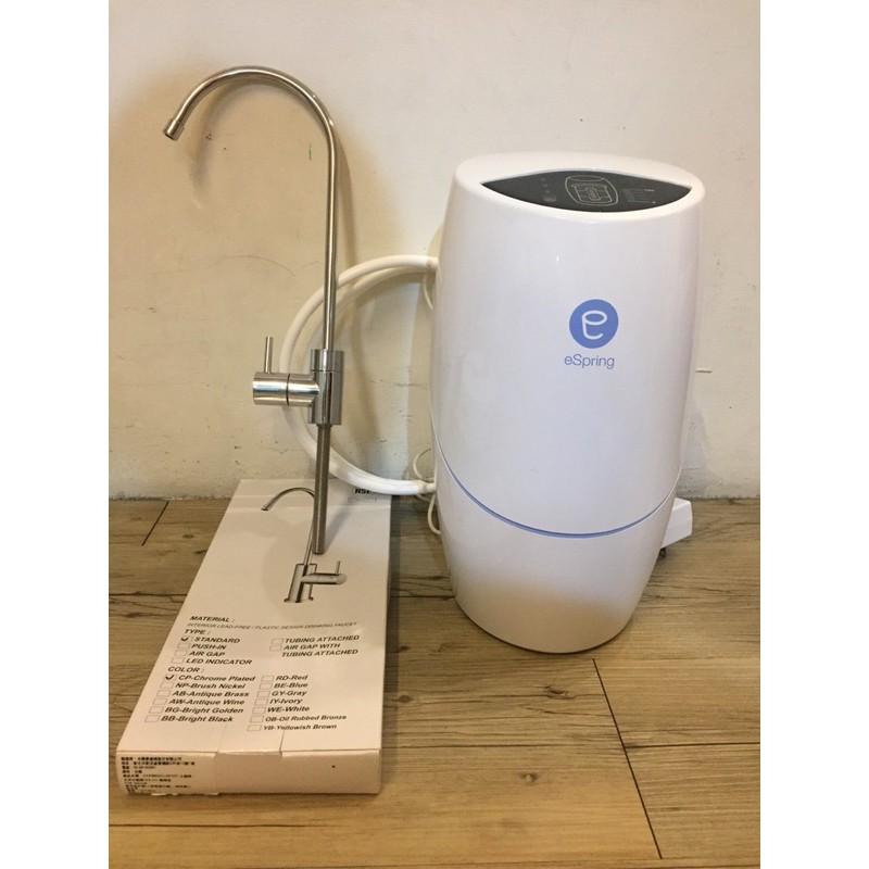 安麗 益之源淨水器-含全新鵝頸水龍頭(不含濾心)