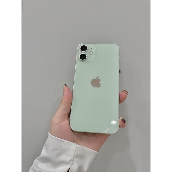 iPhone 12 Mini 256G 綠色 二手 保固到11/13