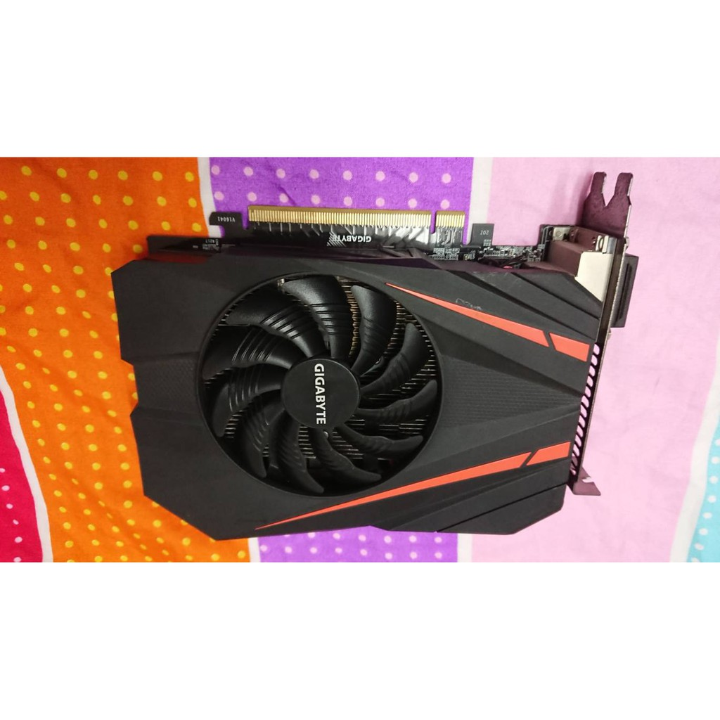 技嘉 GTX 1070 Mini ITX OC 8G 賣場保固一週