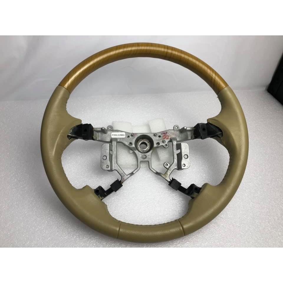 TOYOTA PREVIA 方向盤 日本拆車件 P201219001