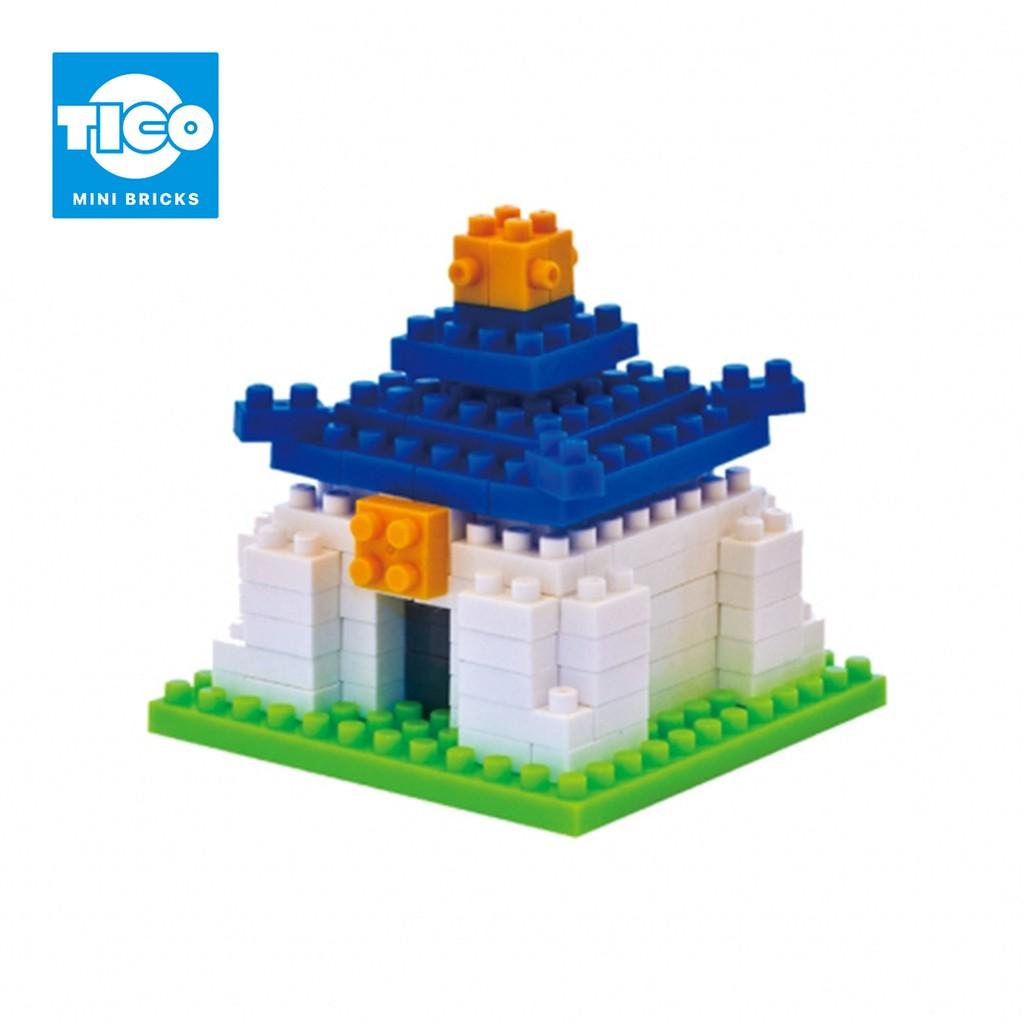 TICO微型積木 台灣好遊趣系列 中正紀念堂(T-7007)