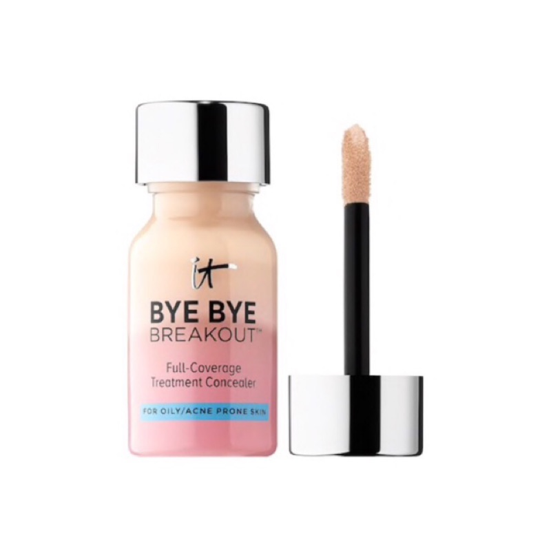 it Cosmetics 掰掰遮瑕膏- Bye Bye Breakout Full-Coverage Concealer