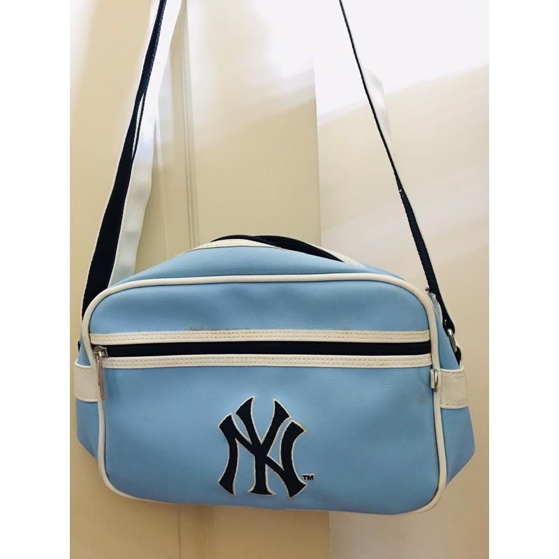 MLB紐約洋基斜背包