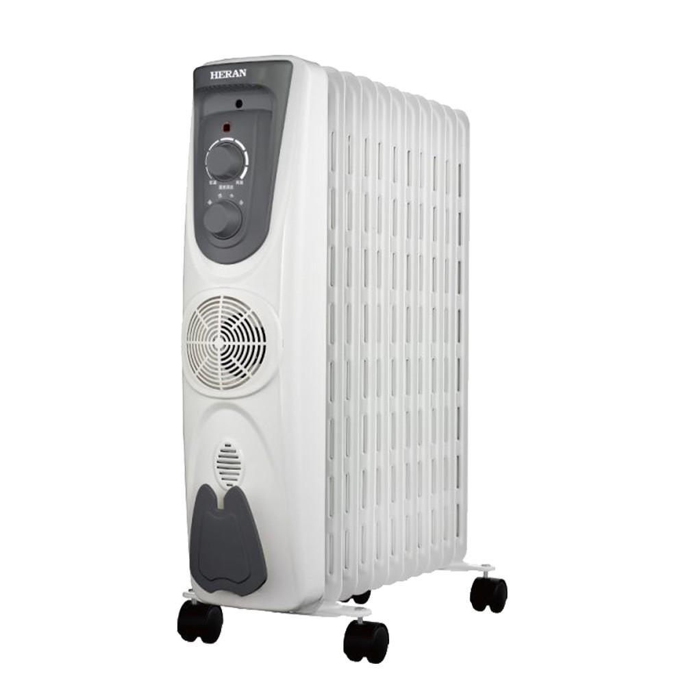 禾聯 HERAN 葉片式電暖器 11片式 HOH-151M5Y 電暖爐 暖氣機 電熱暖器 暖爐 電熱爐 廠商直送