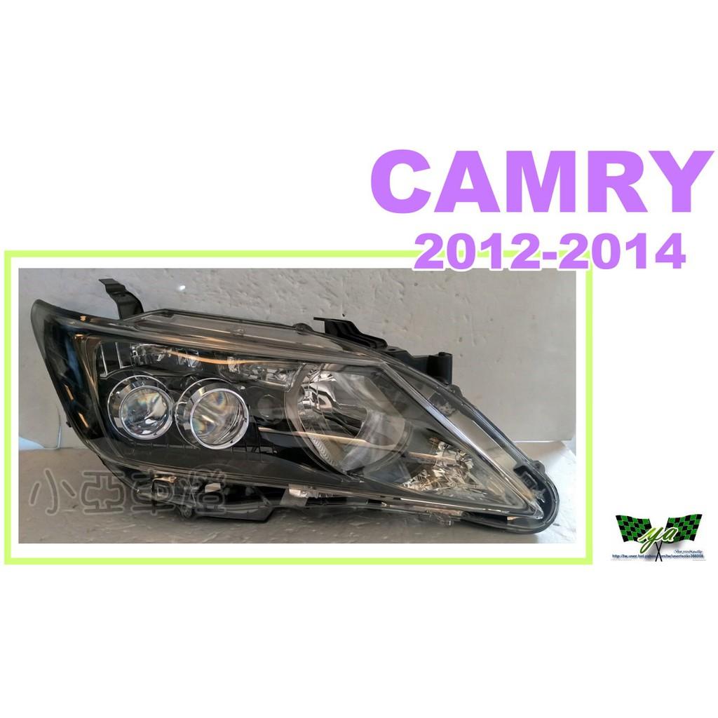 小亞車燈*全新 TOYOTA CAMRY 2012 2013 2014年 7代 油電版 原廠 大燈 頭燈 一顆