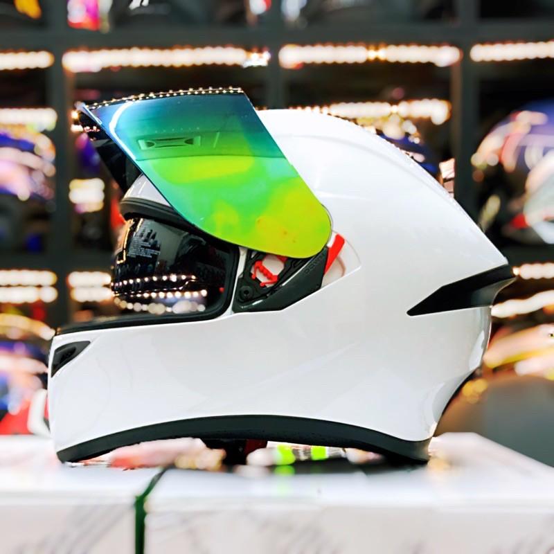 世帽館安全帽 RSV  PAMELA 素色 全罩式 輕量化 超透氣
