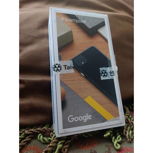 Google Pixel 4XL 近全新 保固內~原廠全新配件 有貼膜 送保護殼
