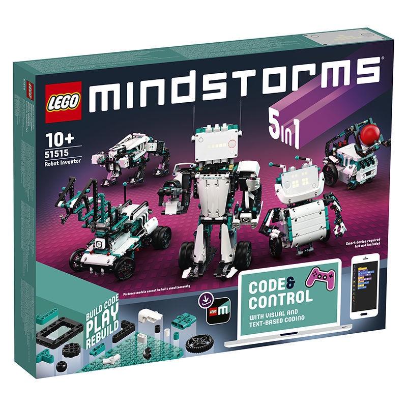 【現貨】LEGO樂高® MINDSTORMS® 51515頭腦風暴機器人發明家積木 10月新品