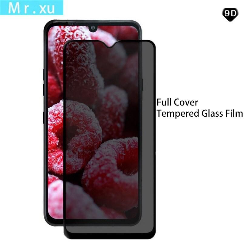 滿版防窺LG G7 G8 G8X V50S ThinQ Q51 Q60全屏鋼化玻璃保護貼