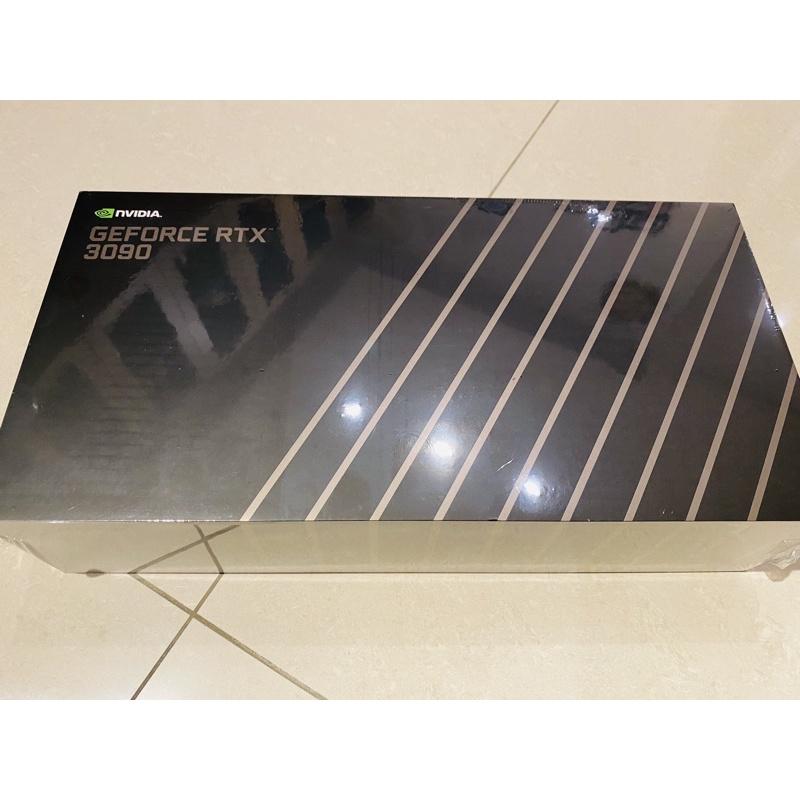 NVIDIA GEFORCE RTX 3090 創始版