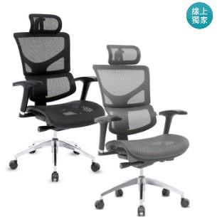 限時24hr出貨🚗Ergoking全功能網布人體工學椅