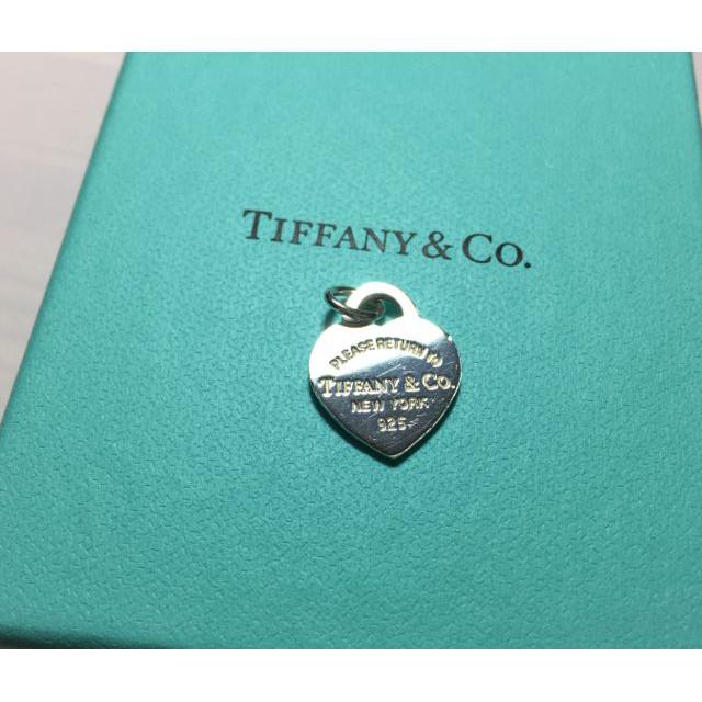 Return to Tiffany心形項鍊