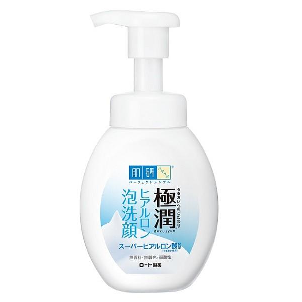 肌研極潤保濕泡洗顏160ml【康是美】