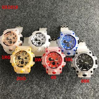 現貨 CASIO卡西歐手錶三眼計時賽車男錶防水真皮錶男士 男女同款