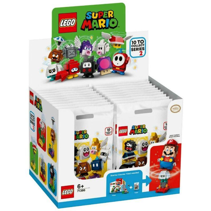 [qkqk] 全新現貨 LEGO 71386 71361 瑪莉歐角色包 第二代 樂高瑪莉歐系列