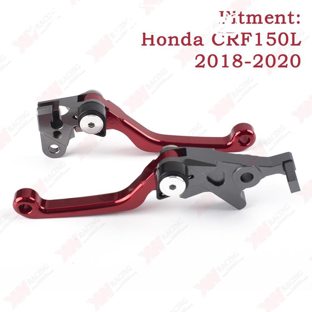 【汽車用品】HONDA Crf150L 剎車手柄 Cnc 摩托車離合器剎車桿手柄, 適用於本田 Crf150L