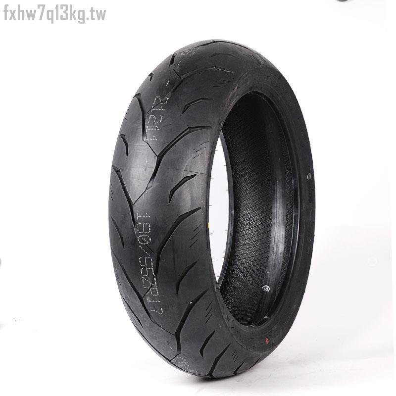 正新刀疤紋輪胎120/140/180/70/55/17黃龍600全半熱熔摩托車輪胎