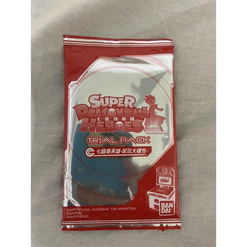 七龍珠英雄 ID卡大禮包(超英雄證)SEGA兒童卡片機台