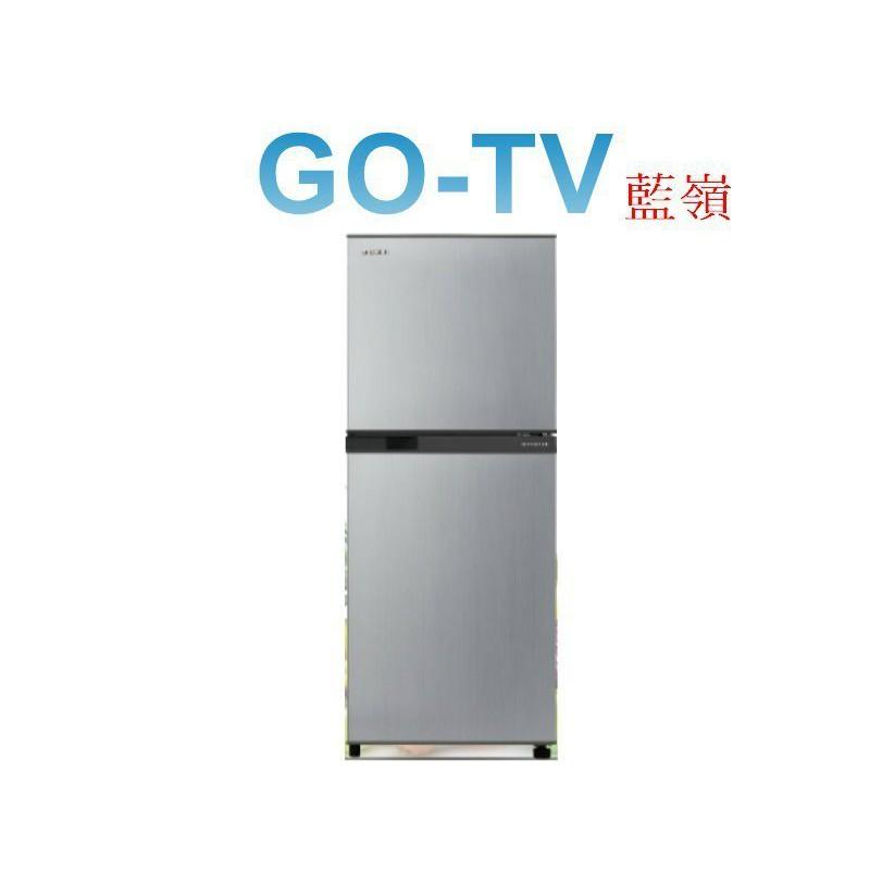 [GO-TV] TOSHIBA東芝192公升變頻冰箱(GR-A25TS) 台北地區免費運送+基本安裝
