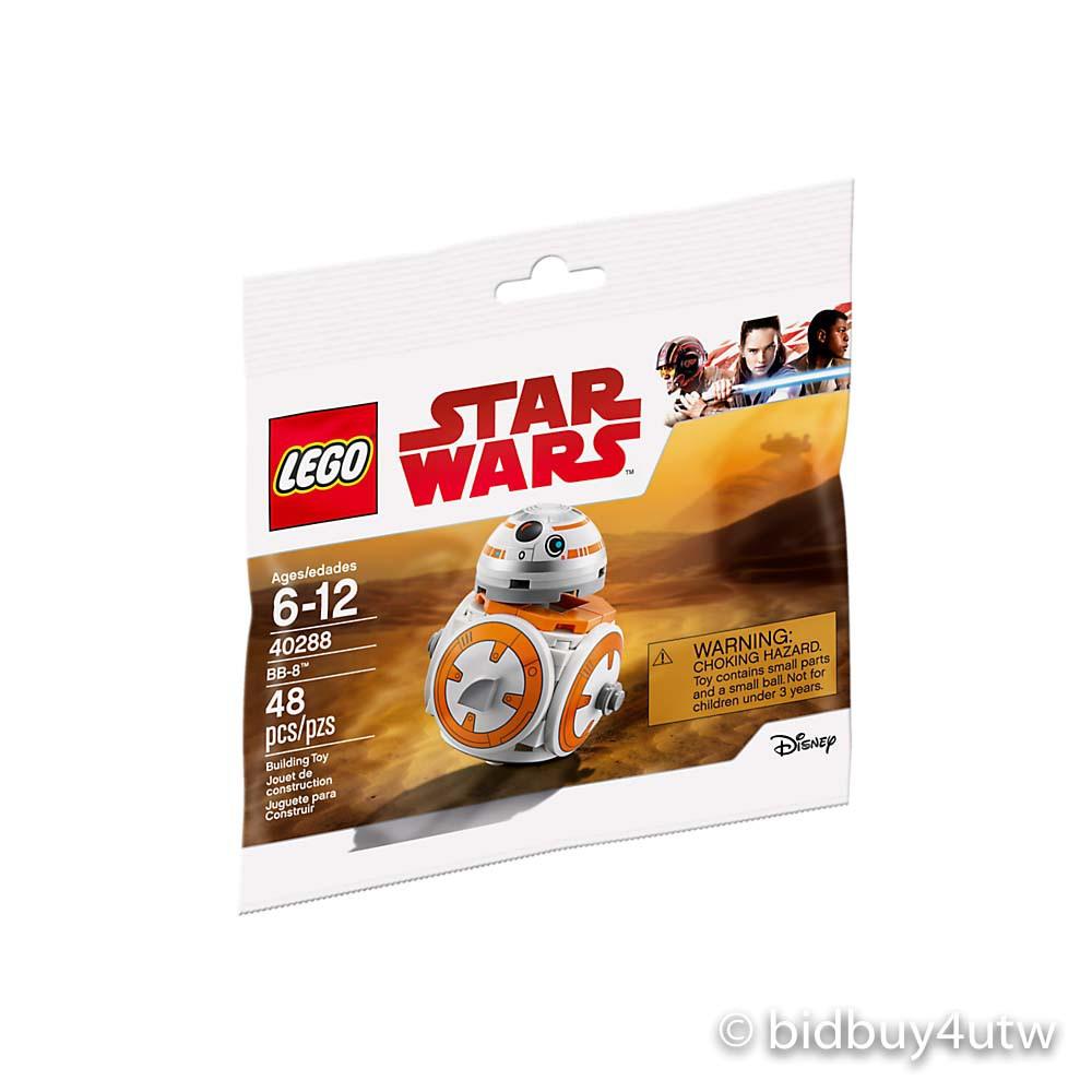 LEGO 40288 BB-8人偶 樂高星際大戰系列【必買站】樂高盒組
