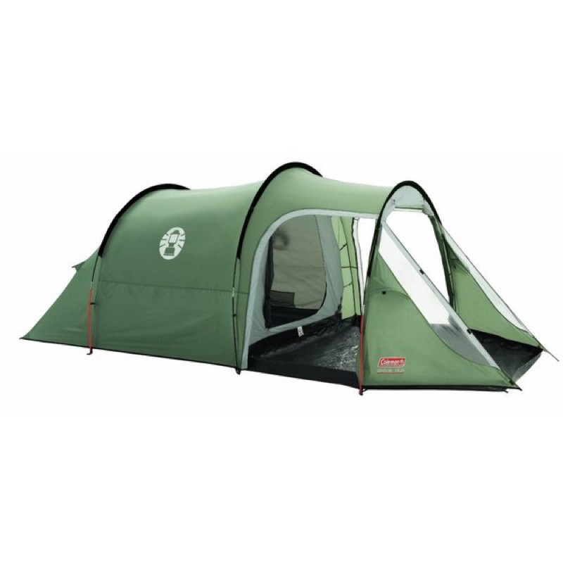 (現貨)Coleman 一房一廳三人隧道 Coleman Coastline 3 plus tent