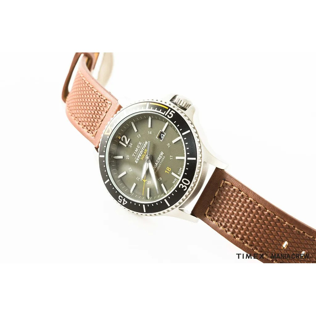 MANIA 限量 聯名款 太陽能手錶 天美時 20 A/W MANIA x TIMEX Watch