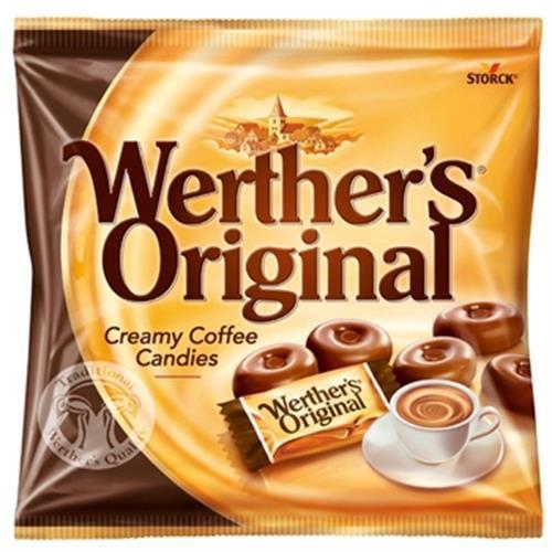 偉特 道地的偉特咖啡鮮奶油糖(286g/包)[大買家]
