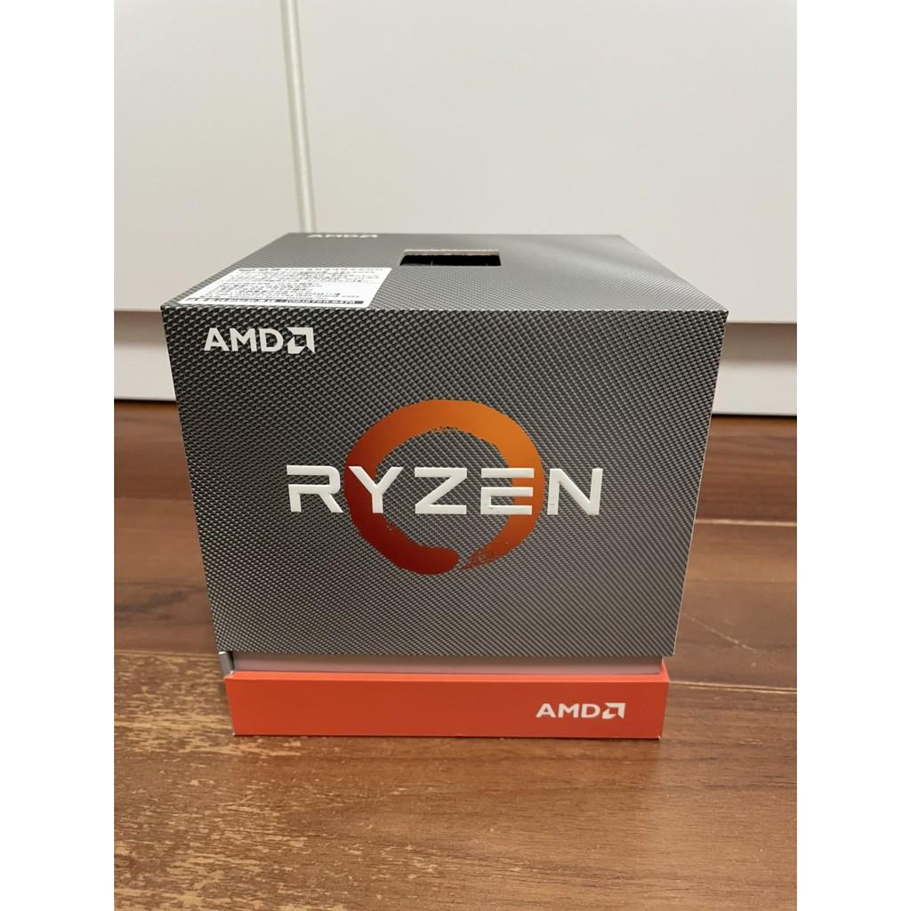 AMD RYZEN R9 3900X 12核心24緒