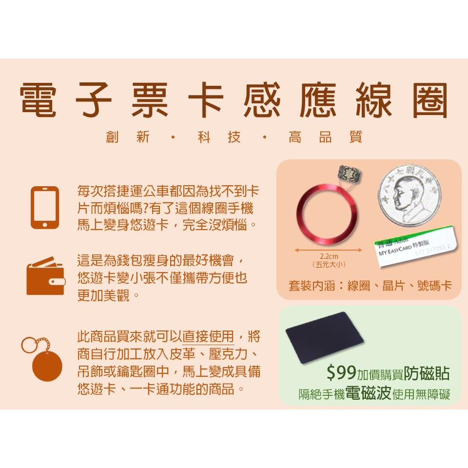 《現貨 特價199》悠遊卡線圈 一卡通線圈 手錶貼片 防磁貼 悠遊卡 一卡通 線圈 感應 天線 13.56 RFID